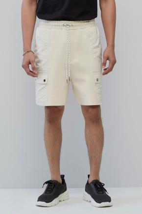 Snap Pocket Cargo Shorts