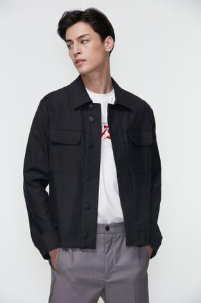Button Up Trucker Jacket