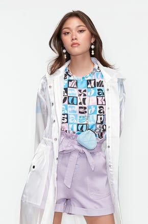 Retro Letters T-Shirt