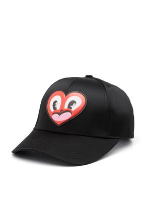Jaspal x Hattie Satin Heart Hat