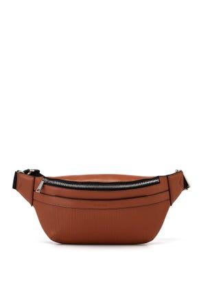 Genuine Leather Belt Bag