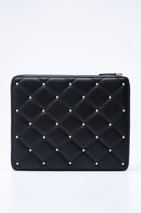 Quilted Pearl iPad Case
