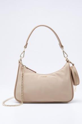 Nylon Bag and Mini Pouch