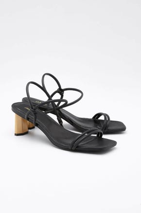 Strappy Slingback Sandals