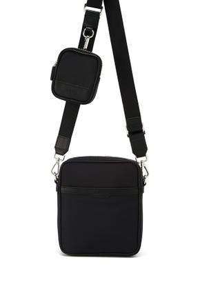 Crossbody Bag and Mini Pouch