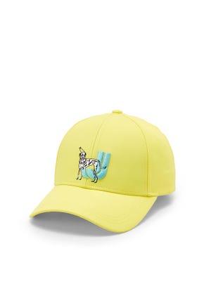 JJ & Dog Cap