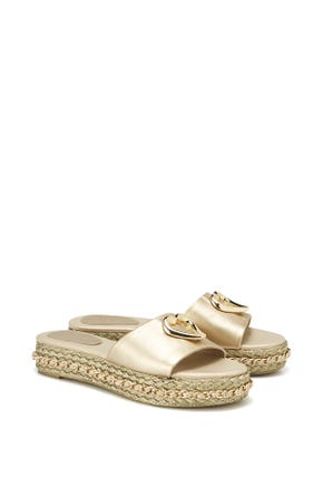 Heart Rope Sandals