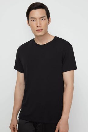Supima Round Neck T-Shirt